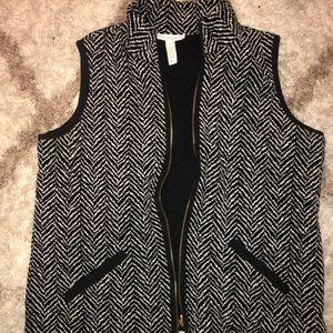 Charter club patterned vest